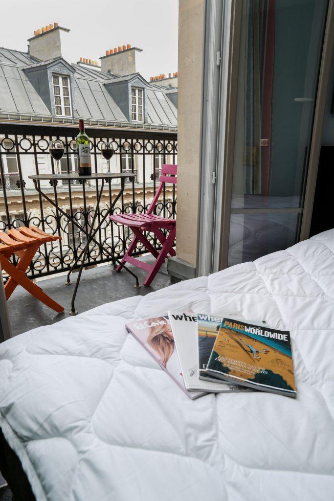 Twin Room - Vintage Paris Gare du Nord